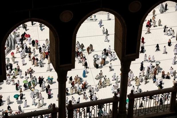 Grand pèlerinage à La Mecque avec un nombre de fidèles très réduit