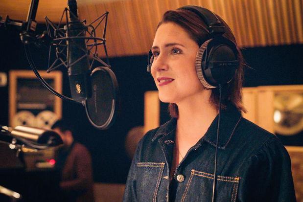 Margot Hallemans (Familie) lanceert eigen single 'Kinderspel' met de steun van Udo