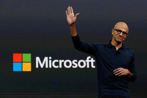 Clouddiensten blijven stuwende kracht Microsoft