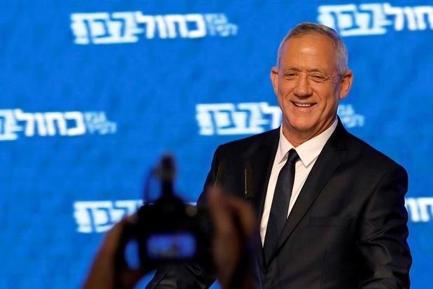Israël : Benny Gantz, l'adversaire de Netanyahu, reconnait sa défaite