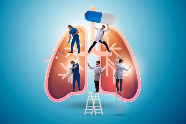 Eén op vier astmapatiënten gebruikt nog te vaak kortwerkende inhalatiespray