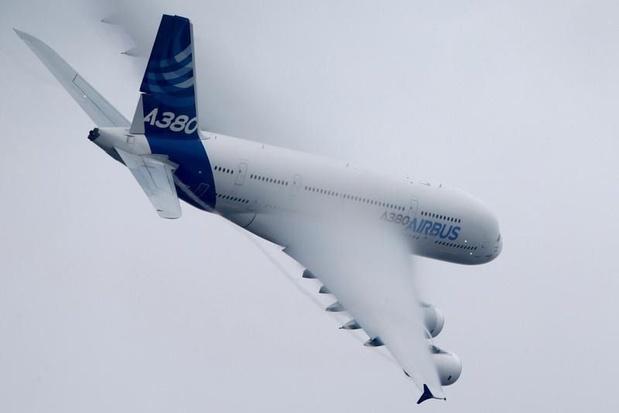 Airbus: le bénéfice trimestriel chute à 40 millions d'euros