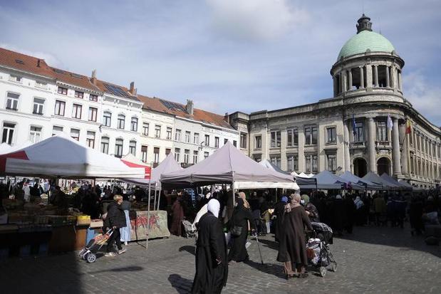 'Pharma-on-tour' moet vaccinatiegraad in Brussel opkrikken