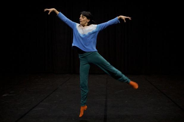Jolente De Keersmaeker fonkelt én doet fonkelen in 'Dans voor actrice' (tg STAN)