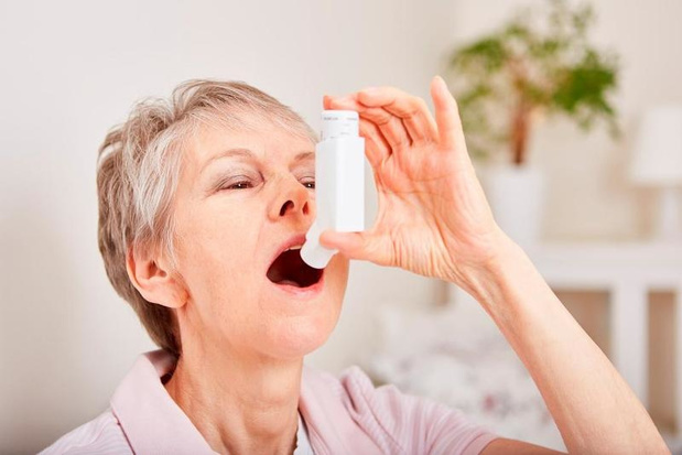 Associatie hormonale substitutietherapie en risico op ernstige exacerbatie astma