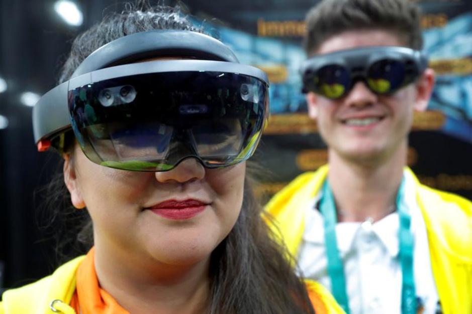 Les nouveautés technologiques dévoilées au CES de Las Vegas (en images)