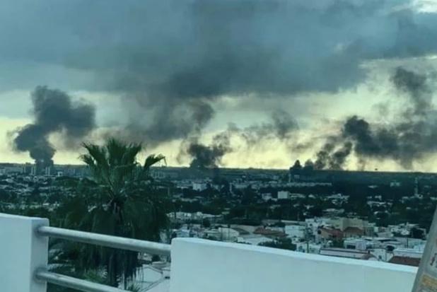 Mexicaanse stad wordt slagveld na (kortstondige) arrestatie zoon van drugsbaas El Chapo