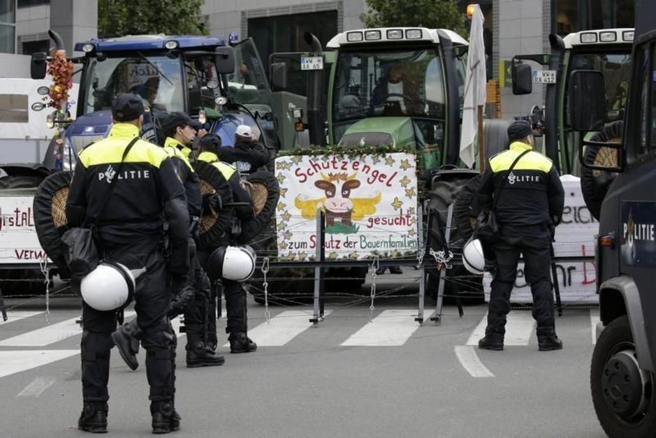 Factcheck: nee, dit filmpje toont niet enkel Belgisch landbouwprotest