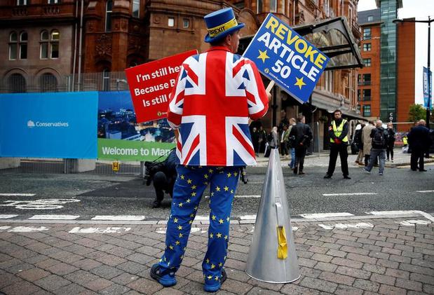 Brexit: les chiffres alarmants qui montrent que les relations entre l'UE et le Royaume-Uni se sont déjà fortement dégradées