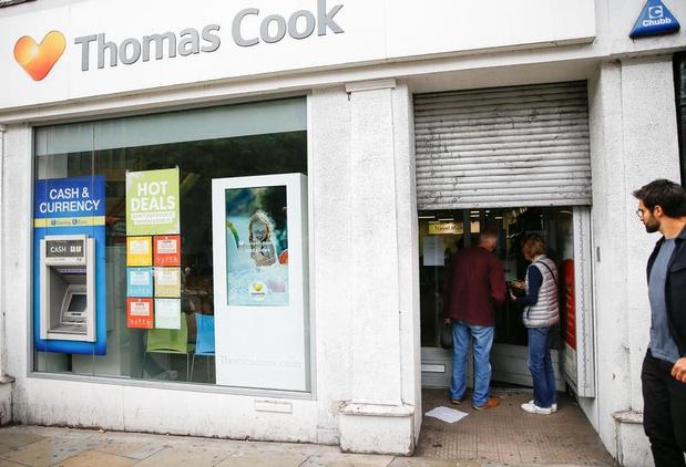 """Thomas Cook: """"Les passagers ne partiront toujours pas jeudi"""""""