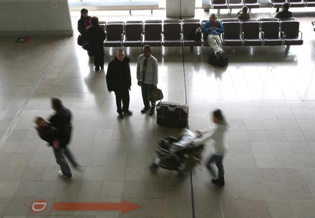 Bijna 278.000 reizigers hoppen met vliegtuig tussen Brussel en Amsterdam