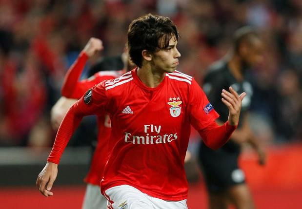 L'Atlético engage le prodige portugais de 19 ans Joao Felix pour 126 millions d'euros