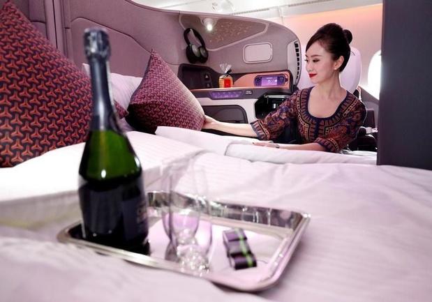 Des dîners exclusifs sur le tarmac, la nouvelle idée de Singapore Airlines pour rentabiliser sa flotte