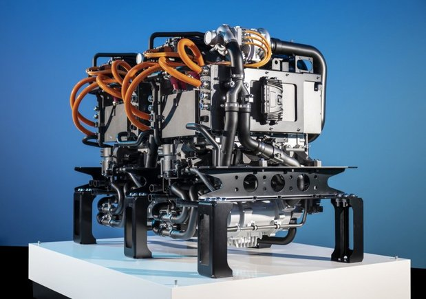 Daimler en Volvo zetten in op waterstof voor vrachtvervoer