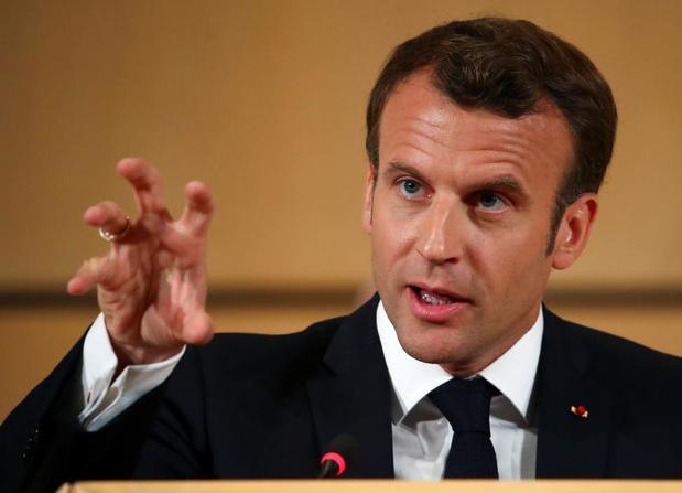 """Macron dénonce les dérives d'un """"capitalisme fou"""" : """"Il faut un retour à une économie où chacun trouve sa part"""""""