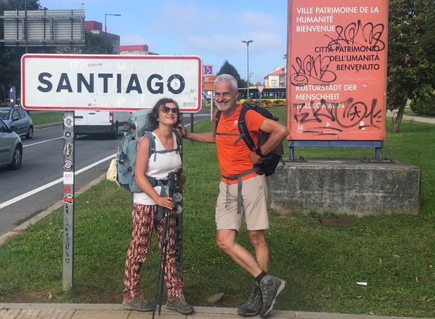 De pelgrimstocht van Lieve Swinnen (afl. 18): Compostela/Santiago/Compostela