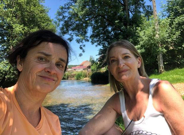 De pelgrimsblog van Lieve Swinnen (afl. 4): driedaagse met Vivi
