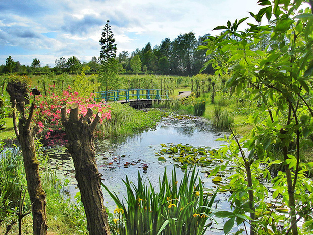 10 parcs et jardins dans lesquels flâner en Wallonie