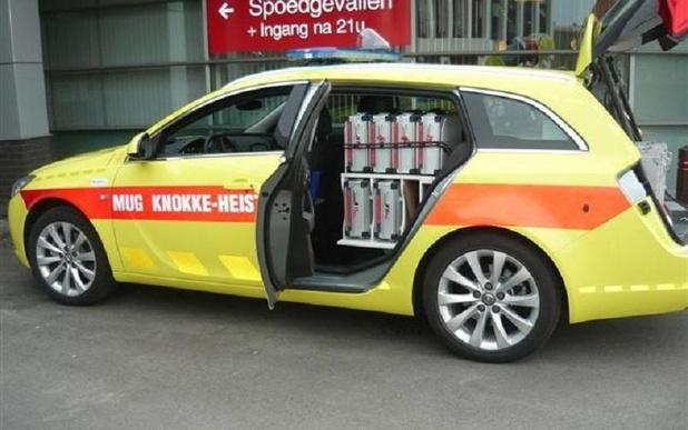 Gemeentebestuur Knokke-Heist ondersteunt de mug