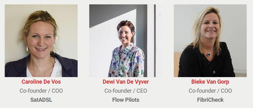 Wie van deze drie topvrouwen wordt ICT Woman of the Year 2020?, DN