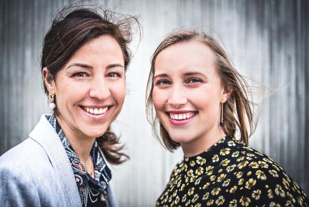 Dewi Van De Vyver en Julie Scherpenseel zijn ICT Woman en Young ICT Lady 2020