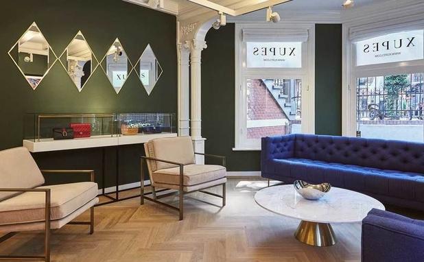 Luxe e-tailer Xupes opent eerste winkel op Europese vasteland