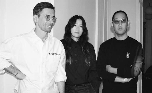 La directrice artistique Yuni Ahn quitte Maison Kitsuné