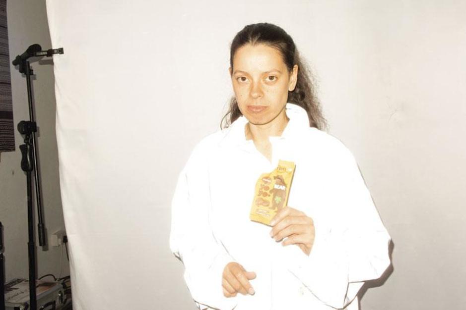 Tirzah, even intiem als een verfrommelde zakdoek: 'Ik ben veel liever griezelig dan zwoel of dromerig'