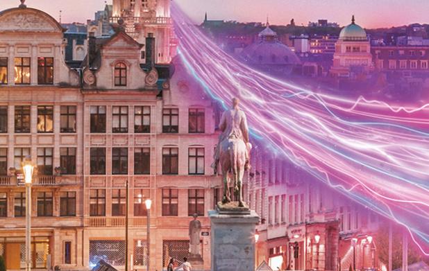 Proximus veut d'ici 2026 connecter toute la Région Bruxelles-Capitale à la fibre optique