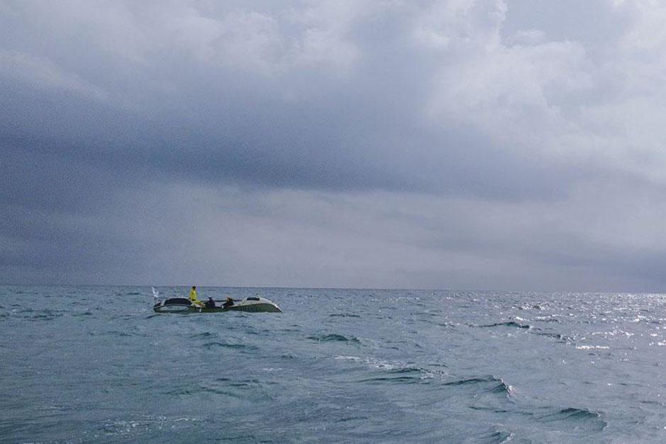 Met de roeiboot over de Atlantische Oceaan: 'Het lijkt heel onbezonnen, maar dat is het niet'