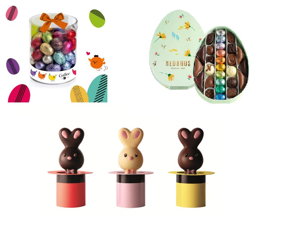 Notre sélection de 12 chocolats belges pour fêter Pâques en douceur