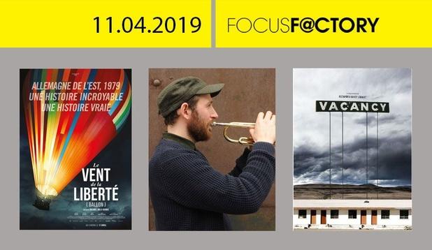 Cette semaine, Focus Factory vous offre des places de cinéma et des places de concert !