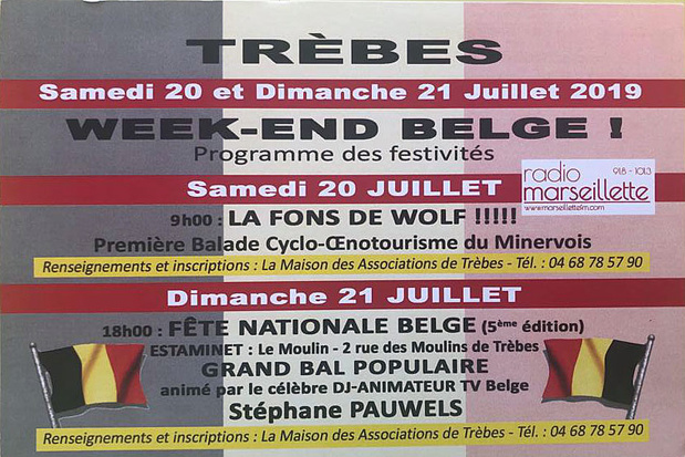 Stéphane Pauwels, Le Vif et le 21 juillet à Trèbes : comment la fête nationale a viré à l'outrage collectif