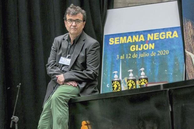 Javier Cercas duikt in de Spaanse burgeroorlog in 'De koning van het schimmenrijk'