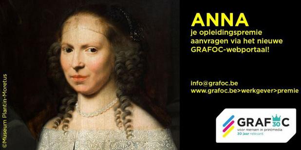 GRAFOC lanceert webportaal ANNA