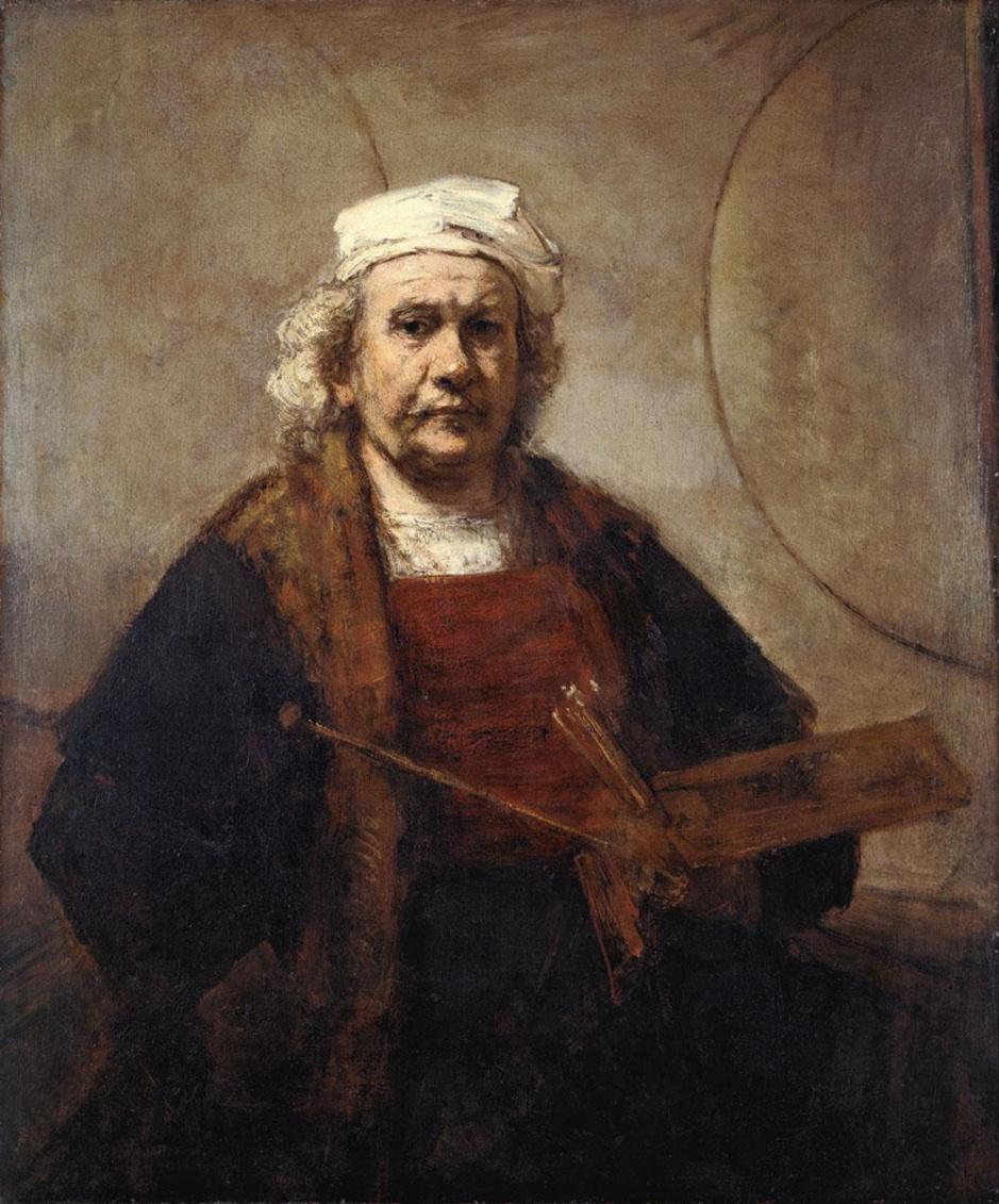 Rembrandt, selfies avant la lettre (En images)