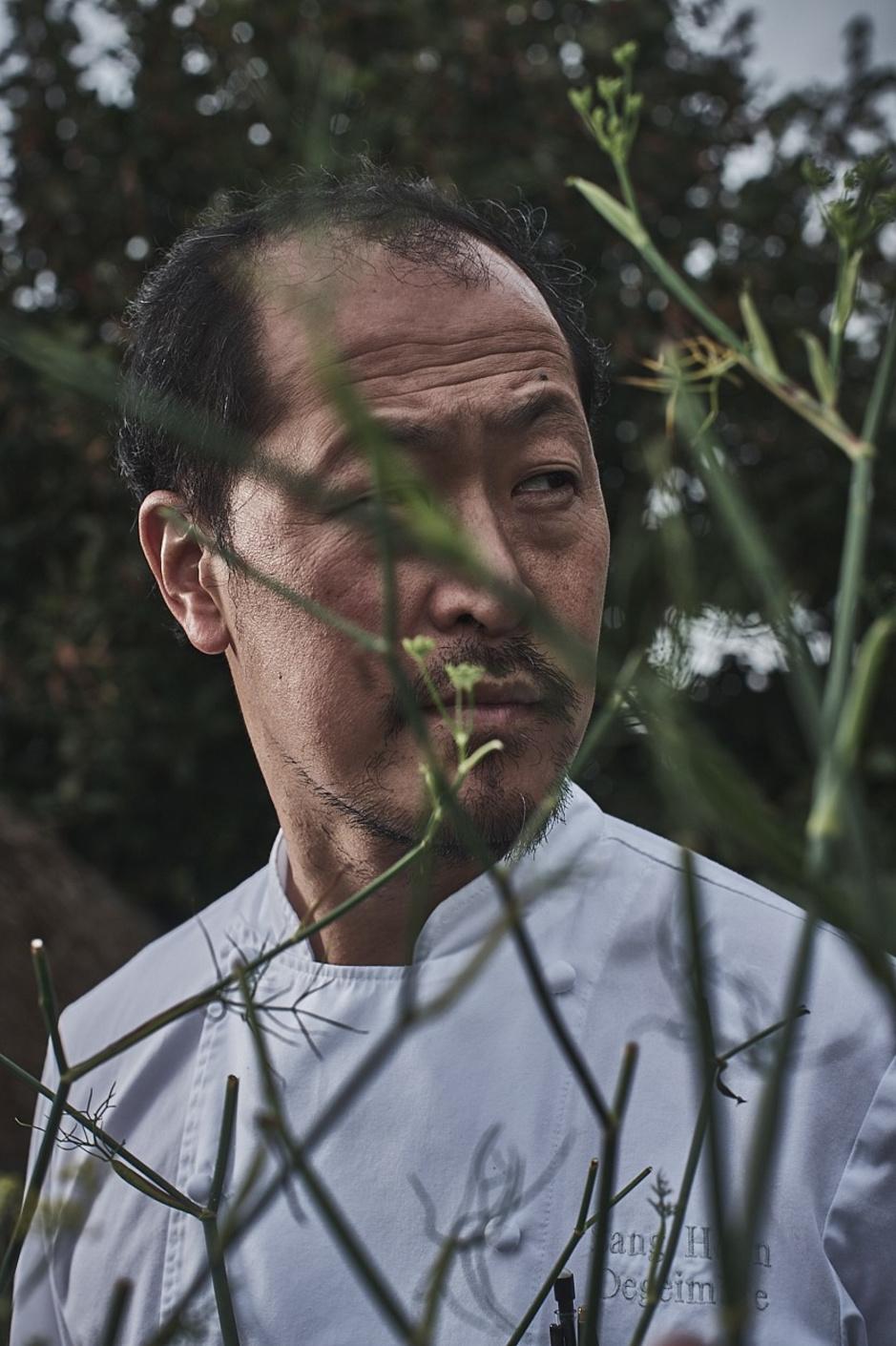 """Sang-Hoon Degeimbre (L'Air du temps): """"Il va falloir déconfiner les esprits"""""""