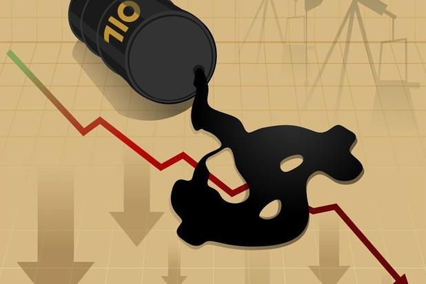Le baril américain plonge de plus de 9% sur le marché asiatique