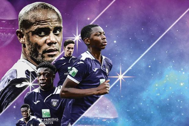 Anderlecht: à quoi ressemblera le Mauve du futur?