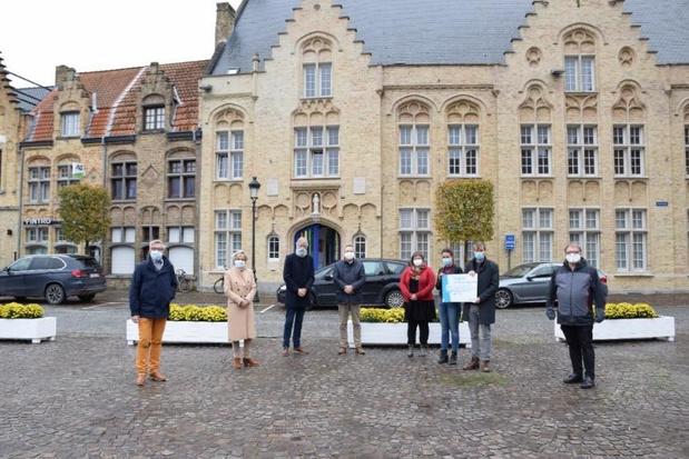 School beloond met 750 euro voor strijd tegen zwerfvuil