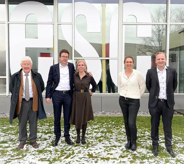Gents IT-bedrijf ESC lijft SDE & Natch uit Lochristi in