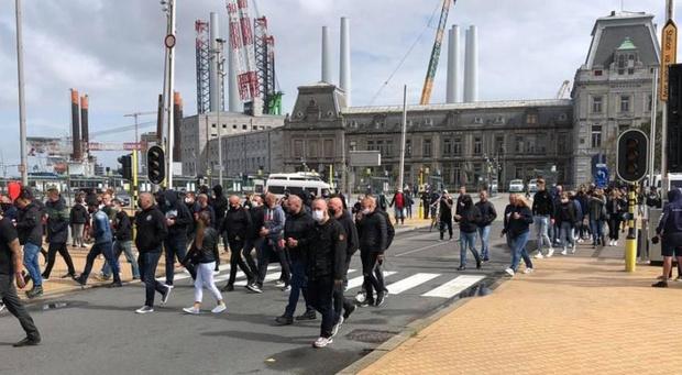 """Na mars tegen straffeloosheid ook mars tegen racisme: """"Duidelijk maken dat iedereen welkom is"""""""