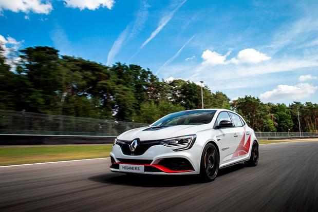 Renault onthult extreme Megane R.S. Trophy-R