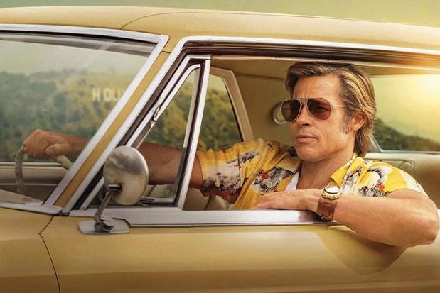 2019 is het jaar dat Brad Pitt opstond uit de doden