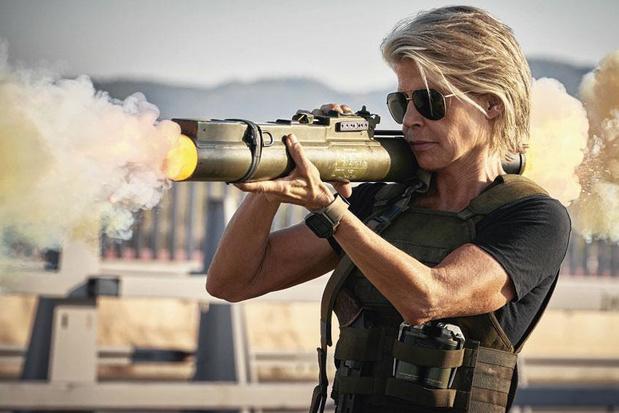 'Terminator: Dark Fate': actieheldin zet popcornfranchise weer op de rails