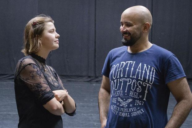 Martha Balthazar en Yassin Mrabtifi maken 'Birds': 'Ik wil minder dan ooit theater spélen'