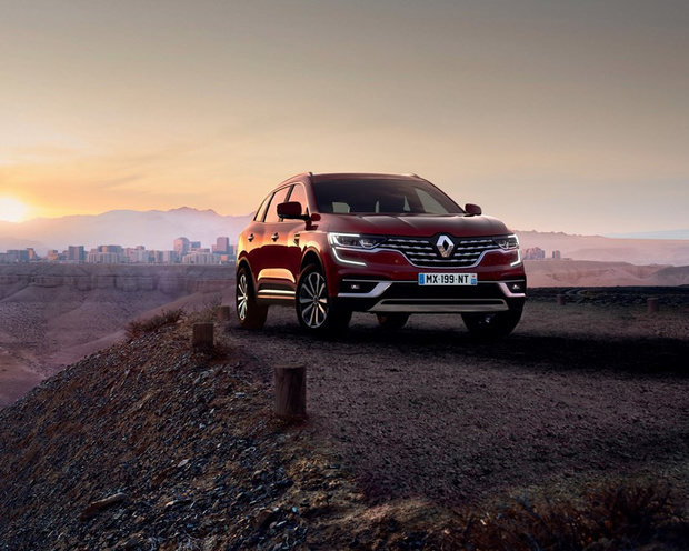 Renault frist Koleos op