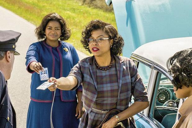 Tv-tip: meisjes aan de macht, ook bij de NASA, in 'Hidden Figures'
