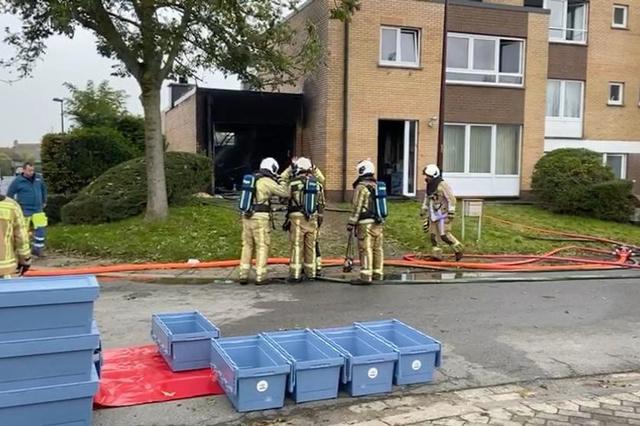 Woning in De Haan onbewoonbaar na hevige brand - Krant van Westvlaanderen