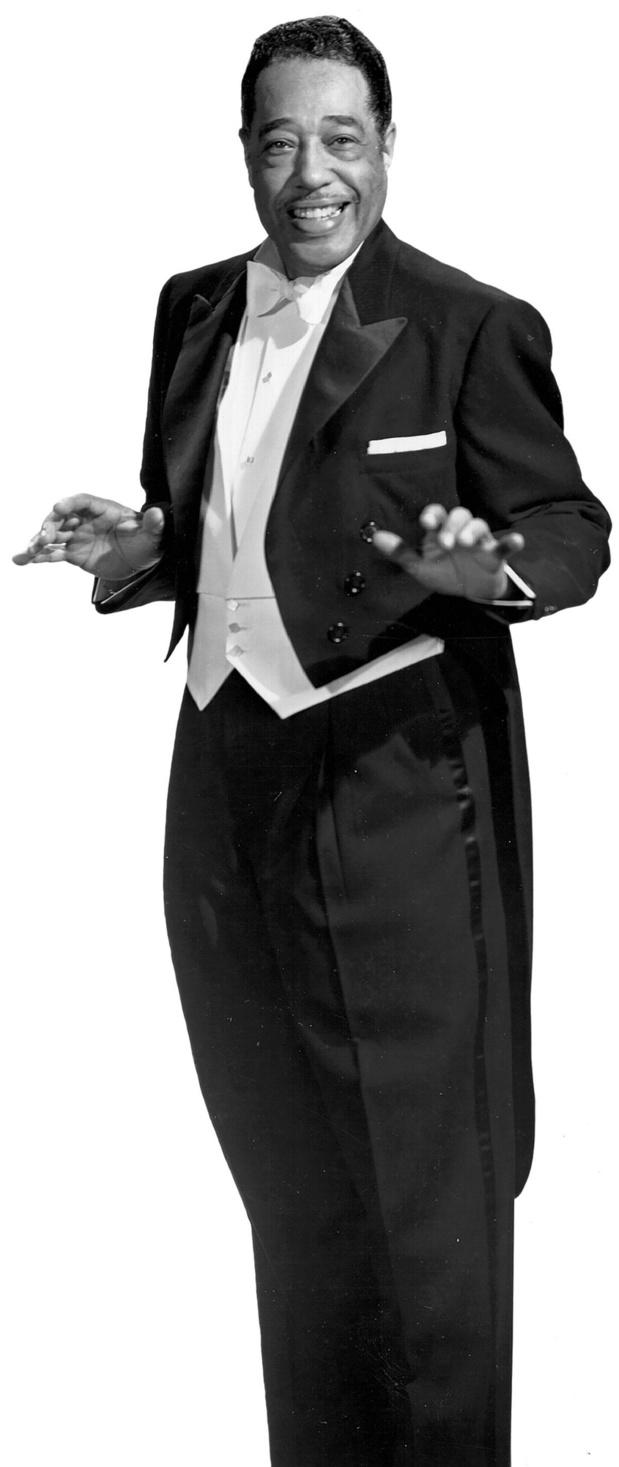 """Duke Ellington - """"Blowin' in the Wind"""""""